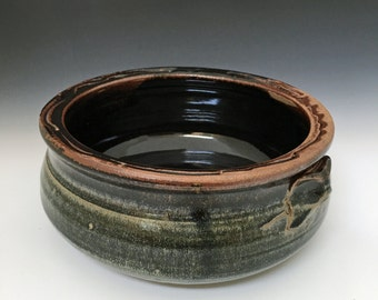Large Rustic Bowl