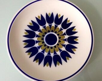 "Premiere Colorama Aladin 12 1/4""  Platter | Chop Plate"