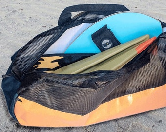 Bodysurfer's Swim Fin & Gear Bag
