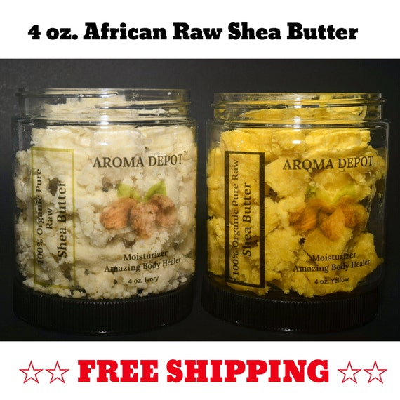 Can You Use Raw Shea Butter On Natural Hair