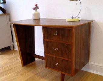 Vintage Mid Century Desk