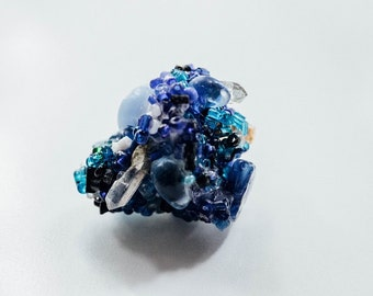 The Infinitely Blue Bauble/Curio