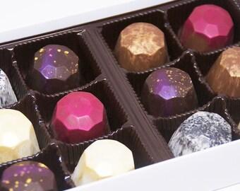 Assorted Jewel Truffles