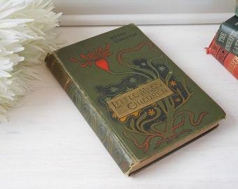Little Meg's Children by Hesba Stretton. Hardback cloth bound book.