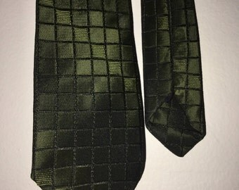 Beautiful vtg Bon Vivant from france necktie skinnny tie