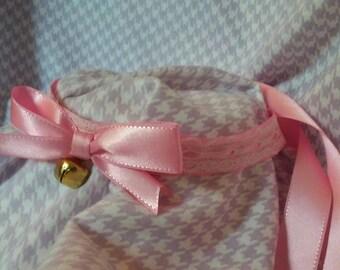 Pink Sweetie Collar