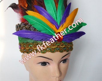 Feather Headdress - 06