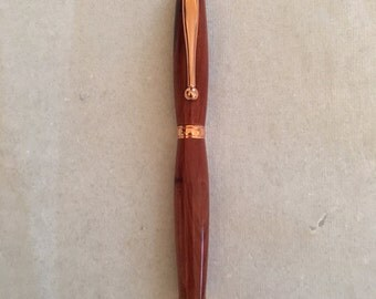 Hand Crafted Wood Twist Pen