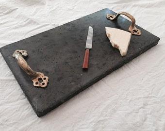 Black Colasch CercaTrova™ Cheese Tray