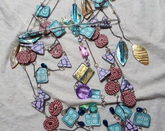 Shapes Wind Chime