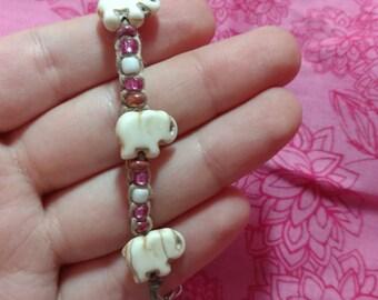 Elephant Hemp Bracelet