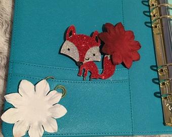 Foxy Fox Paperclip