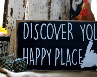 Discover you happy plce