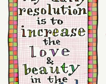 Love & Beauty