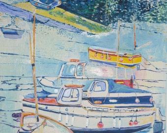 Cornish boats