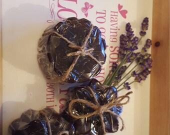 3 essential oils home-made cinnamon soap
