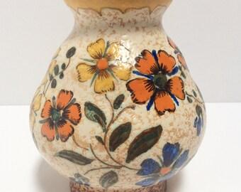 Antique Gouda Vase  Holland PZH Circa 1906-1917
