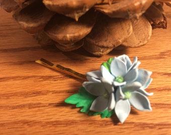Flower pin for flower girl