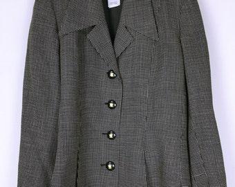 CELINE 70's-80's vintage Monotone jacket