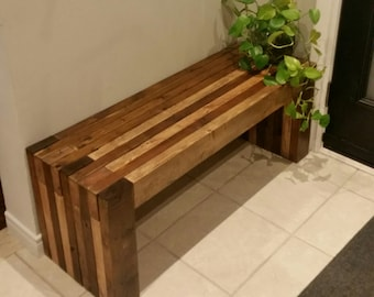 Inaya Style Indoor/Outdoor Bench or Coffee Table