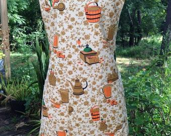 Vintage Inspired Handmade Apron