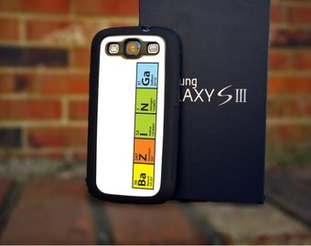 """Big Bang Theory """"Ba Z I N Ga"""" Case for iPhone 4/4s, 5/5s, 6/6s, 6/6s Plus, SE and Samsung S3 and S4"""