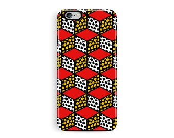 iPhone 5 Case, iPhone 5S Case, iPhone Case, Geometric iPhone 5 Case, iPhone SE Case, Pattern iPhone 5 Case, Patterned iPhone SE Case