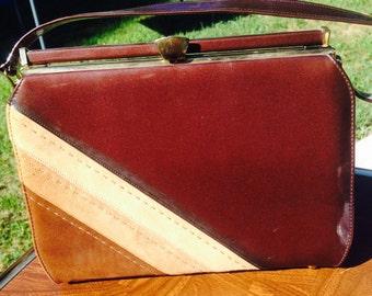 LovelyBeaded Vintage Clutch