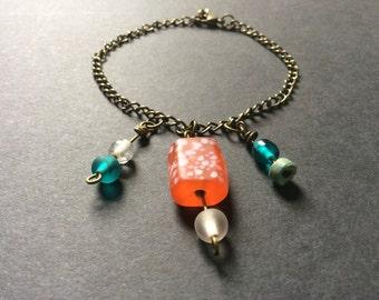 Tangerine Sea Dream Bracelet