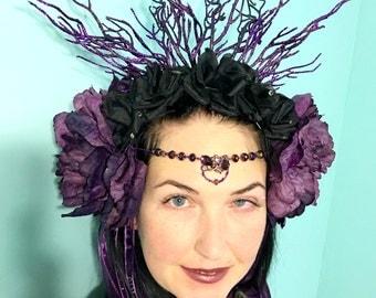 Plum Fairy Crown