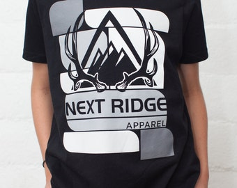 Next Ridge Kids Logo Block Tee