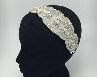 Classic Bride Headpiece