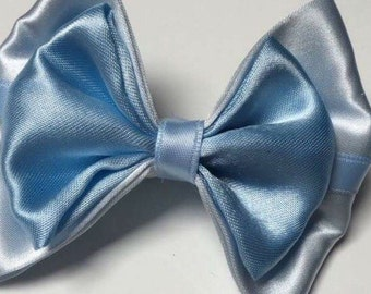 Bow tie inspired Wendy Darling.