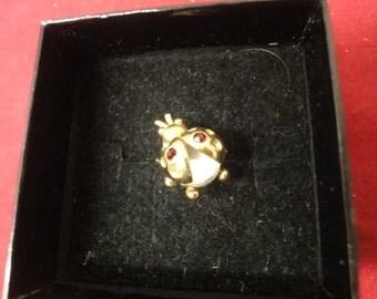 ciro brooch /pin   BABY DEER              in original box-perfect gift