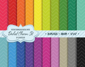 chevron digital paper chevron pattern chevron clipart scrapbooking rainbow background printable paper scrapbook zig zag instant download