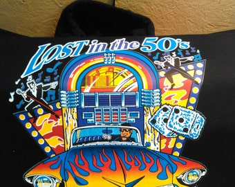 Lost in the 50's T-shirt