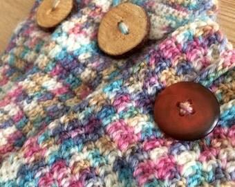Crochet Phone Sleeve