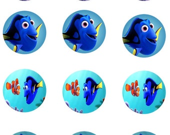 Finding Dory Edible Images