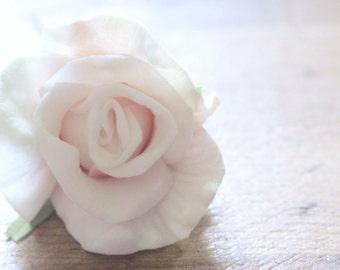 Sweetheart Rose Hair Pin