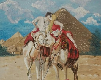 Love in the pyramids