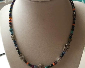 Assorted Beaded Necklace