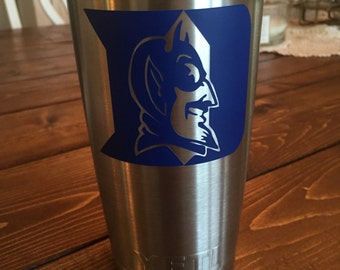 Duke Blue Devils Vinyl Decal Sticker