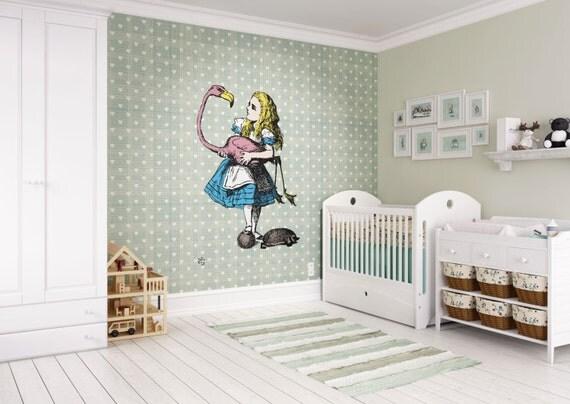 Photo papier peint mural peinture murale pour chambre for Peinture murale rose