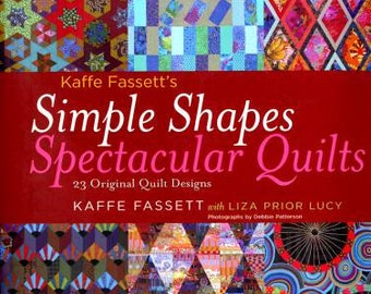 Simple Shapes Spectacular Quilts no tax