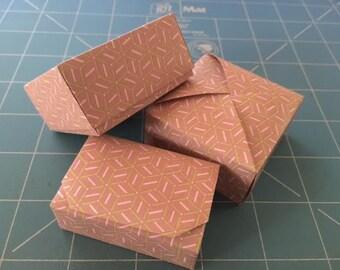 OrigamiDreamz - 3 box styles matching paper