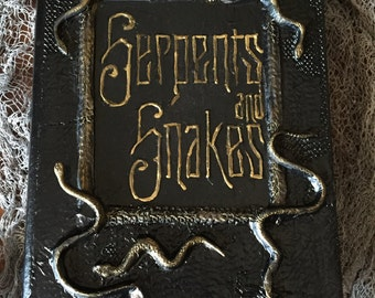 """Serpents and Snakes """"Spell Book"""""""