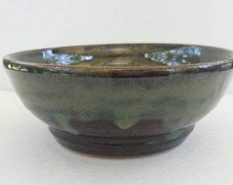 Earth Toned Ceramic Bowl