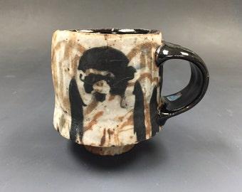 iron mug