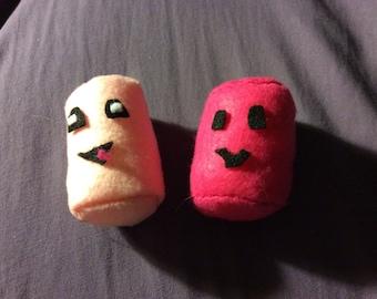 Mini Marshmellow plushy