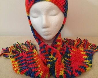 Gooseneck Hattiescarf